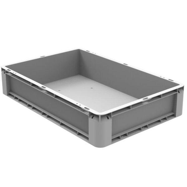 Transportlåda Schoeller Allibert Euroclick 8307 grå 600x400x120 mm