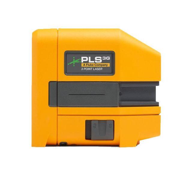 Punktlaser PLS 3G Z grønn