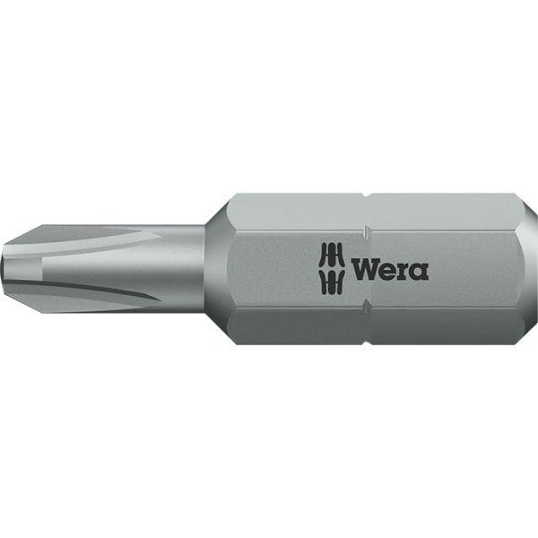 Ruuvikärki Wera 135009 PH2, kavennettu, 25 mm