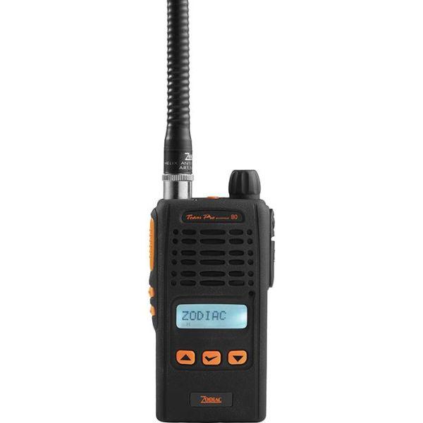 Komm.radio Zodiac Team Pro Waterproof Limited E. 80 80 MHz
