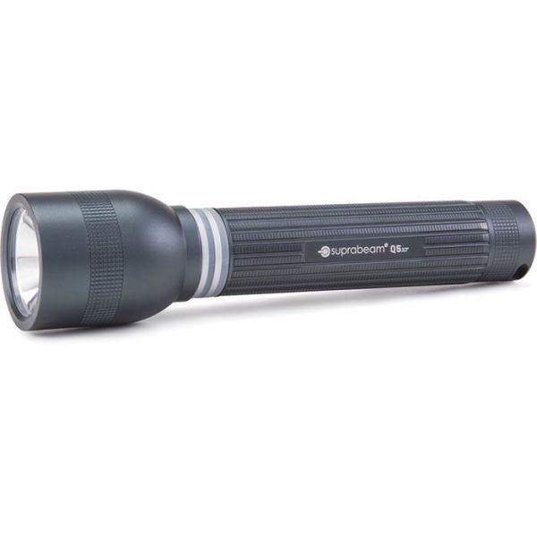 Ficklampa Suprabeam Q5XR Defend laddningsbar, 1000 lm