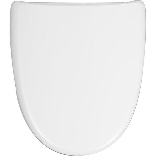 Bilde av Adora 12401.20 Toalettsete Hvit, Soft Close For Ifø Sign