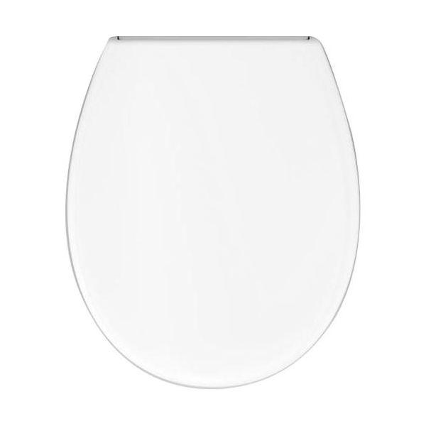 Bilde av Adora 12402.20 Toalettsete Hvit, Soft Close Universal, Stillbare Plastbeslag (120-180 Mm)