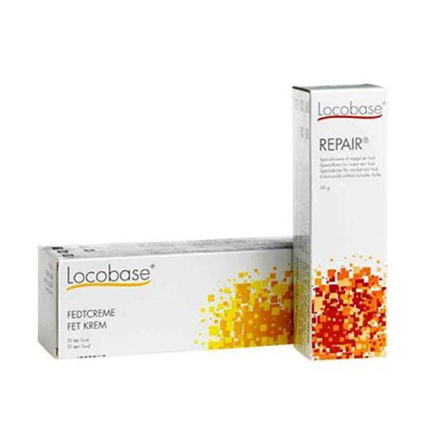 Ihovoide Locobase 3972 Repair 50 g, putkilo