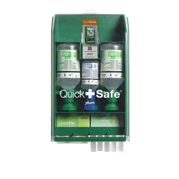 Första hjälpen-station Plum QuickSafe Basic