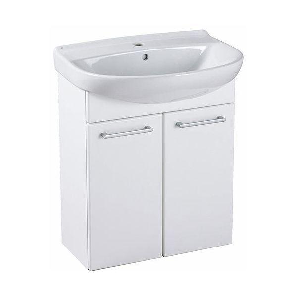 Möbelpaket Ifö Cera 2322 med skåp och tvättställ