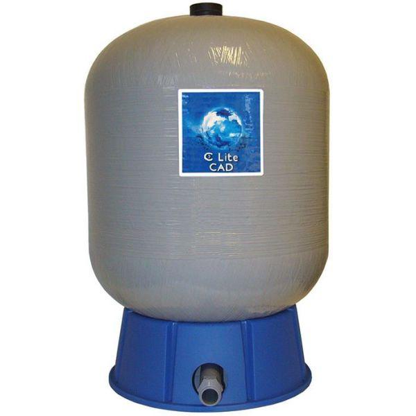 Membranhydrofor Debe C2-Lite vertikal, 60 l