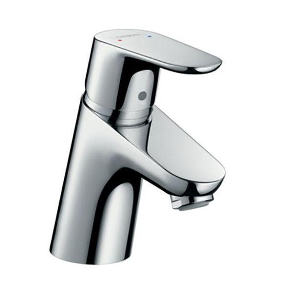 Hansgrohe Focus 70 Tvättställsblandare utan lyftventil