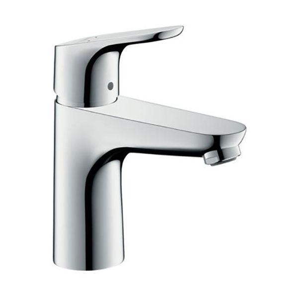 Hansgrohe Focus 100 Tvättställsblandare utan lyftventil