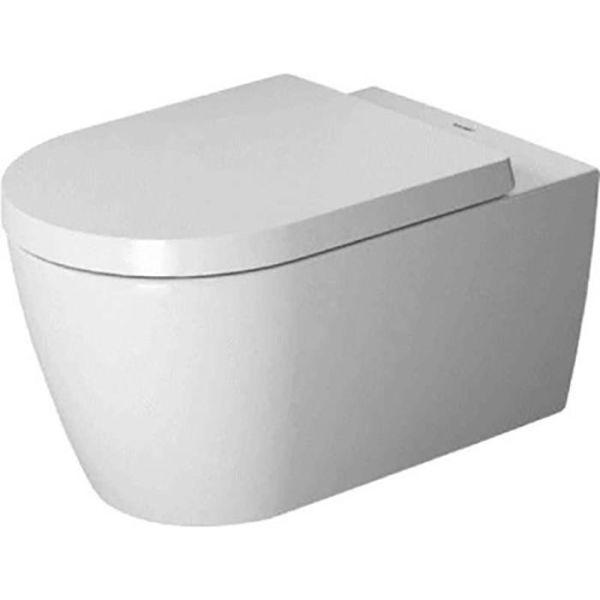 WC-skål Duravit Rimless Me by Starck vägghängd, blank