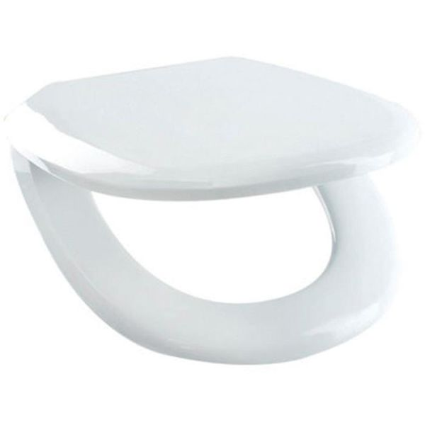 WC-sits Arrow Rubinett vit, universal, butiksförpackad