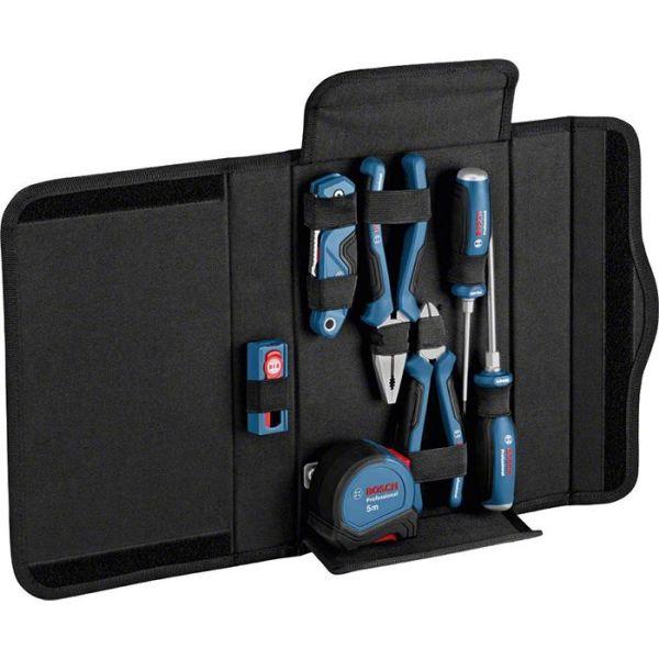Handverktygsset Bosch 1600A016BV 16 delar