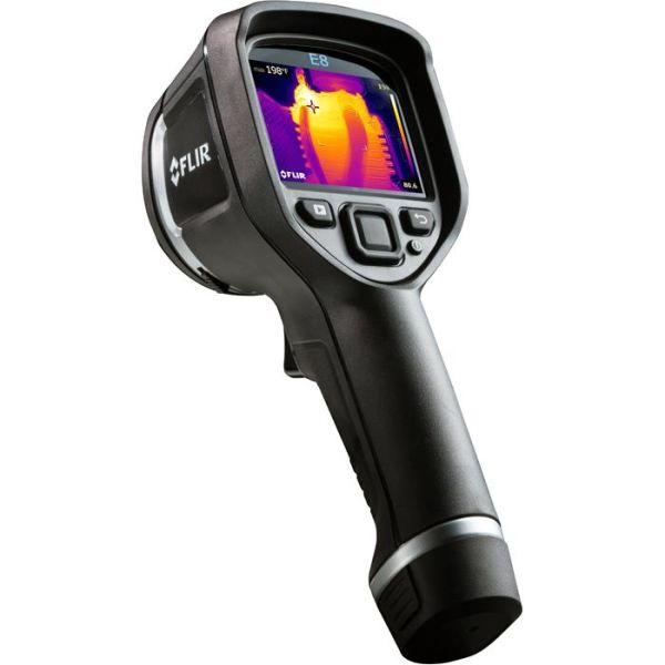 Värmekamera Flir E8-XT med WiFi