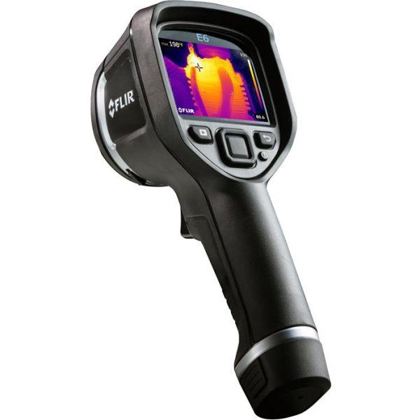 Värmekamera Flir E6-XT med WiFi