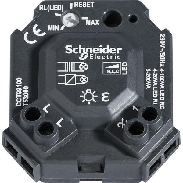 Dosdimmer Schneider Electric WDE008301 universal, 4-100 W