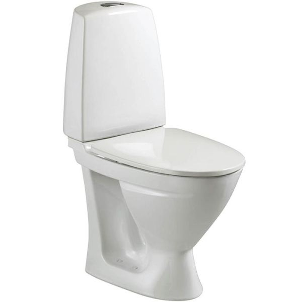 Toalettstol Ifö Sign 686206511 med mjuksits