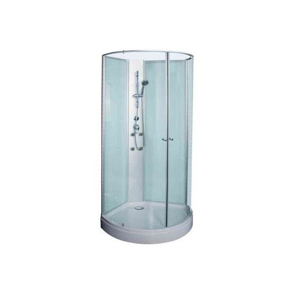Duschkabin Arrow 6301 900 x 900 mm, klarglas