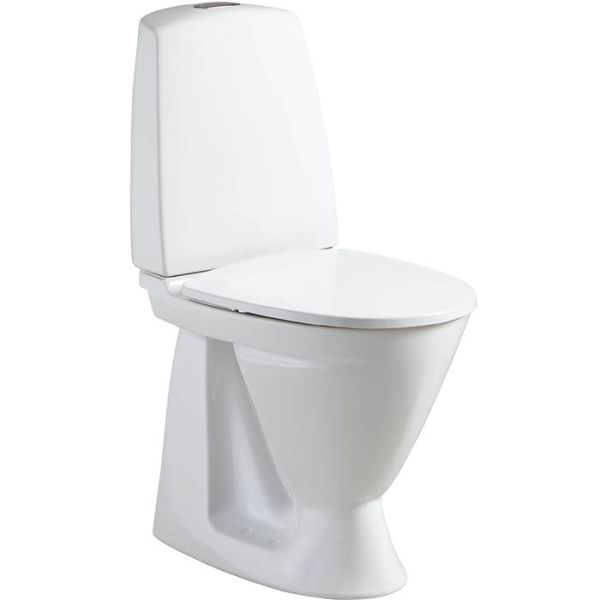 Ifö Sign 686106011 Toalettstol med hårdsits
