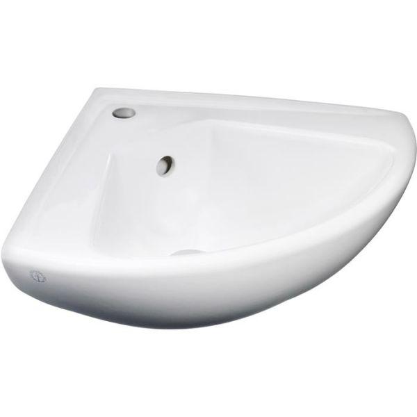 Tvättställ Gustavsberg Nordic 7327 hörnmodell