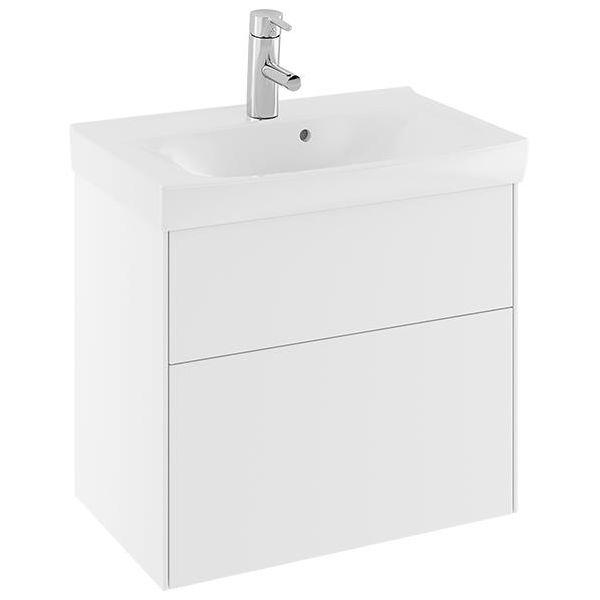Ifö Sense SUS Compact Underskåp 60 cm 2 lådor vit