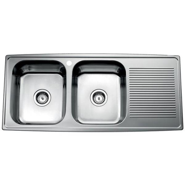 Diskbänk Intra Horizon 1120DLF 51 x 112 cm disklåda vänster