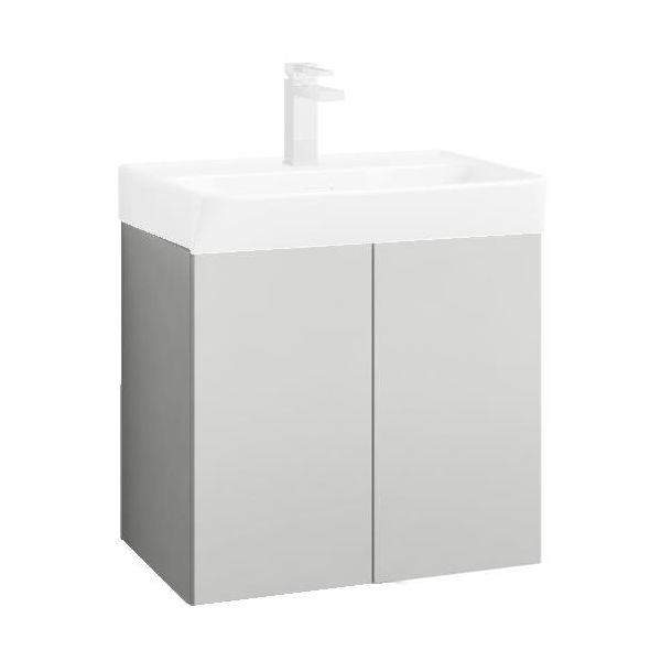 Svedbergs Skapa Tvättställsskåp vit 55 x 35 cm