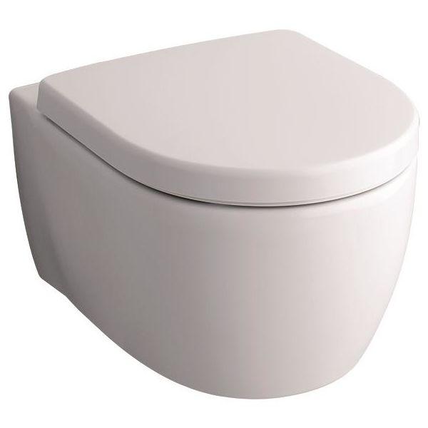 WC-skål Ifö iCon 357500809 med hårdsits soft-close