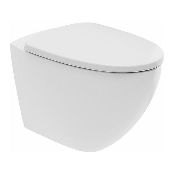 WC-skål Ifö Sign Art 677505009 med hårdsits