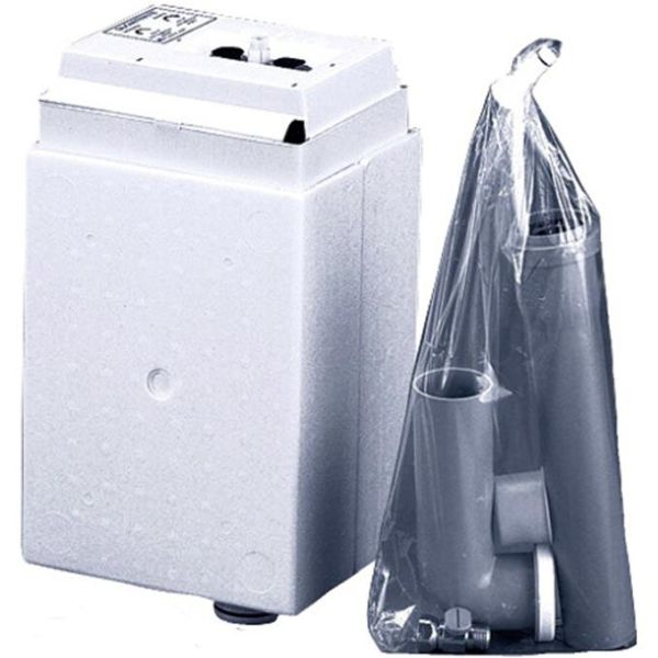 Ifö Mini 96963 Inbyggnadscistern för vägghängd WC