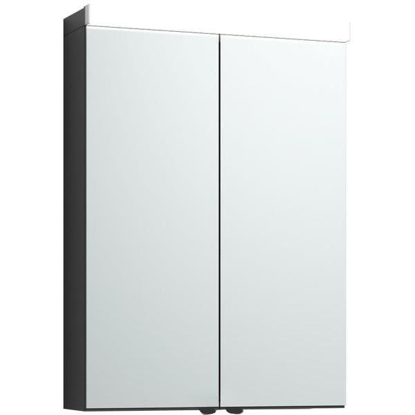 Svedbergs Intro 55 Kit Badrumsskåp 55 cm grå