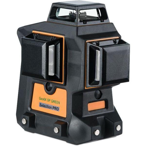 Ristilaser Geo Fennel Geo6X SP vihreä laser
