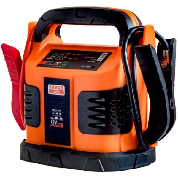 Starthjelp Bahco BBH12-1200 hybrid, med kondensator