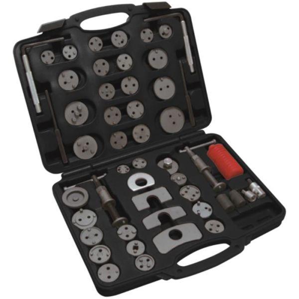 Bremsestempelverktøysett Bahco BBR300P50 50 deler