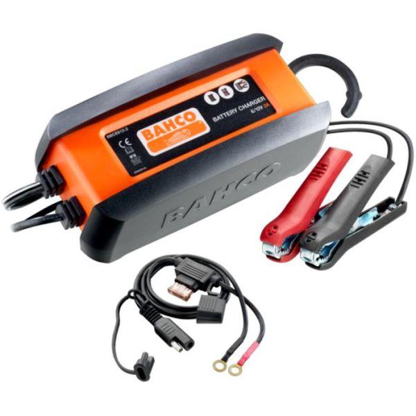 Batterilader Bahco BBCE612-2 2 A, for 6 og 12 V batterier