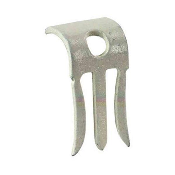 Castor 151469 Ledningshållare för gips och lättbetong, 20-pack 5-7 mm