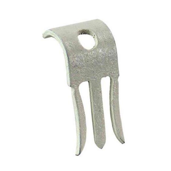 Castor 151470 Ledningshållare för gips och lättbetong, 20-pack 8-12 mm