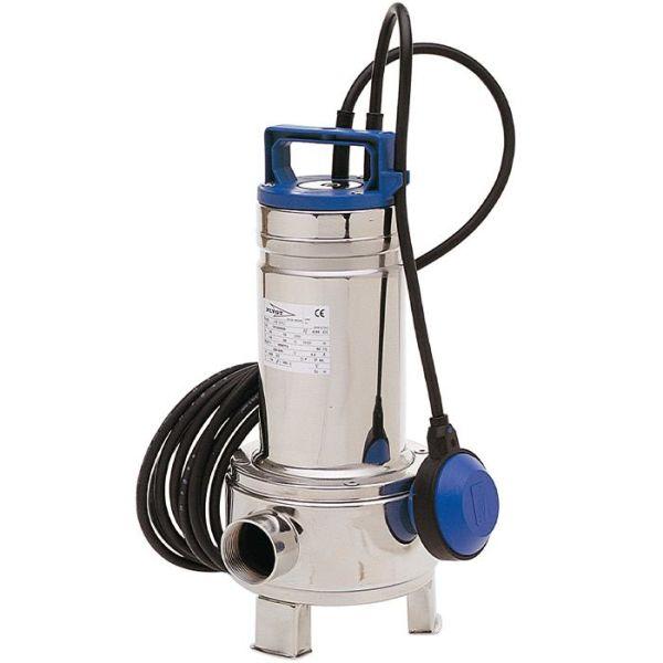 Grundvattenpump Flygt DXM 50-11 med vippa