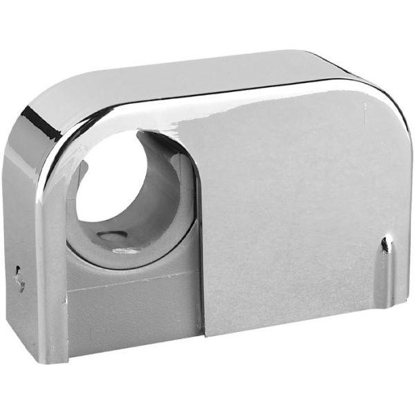 Rörklämma Faluplast Snap 14115 enkel, 18-22 mm, krom