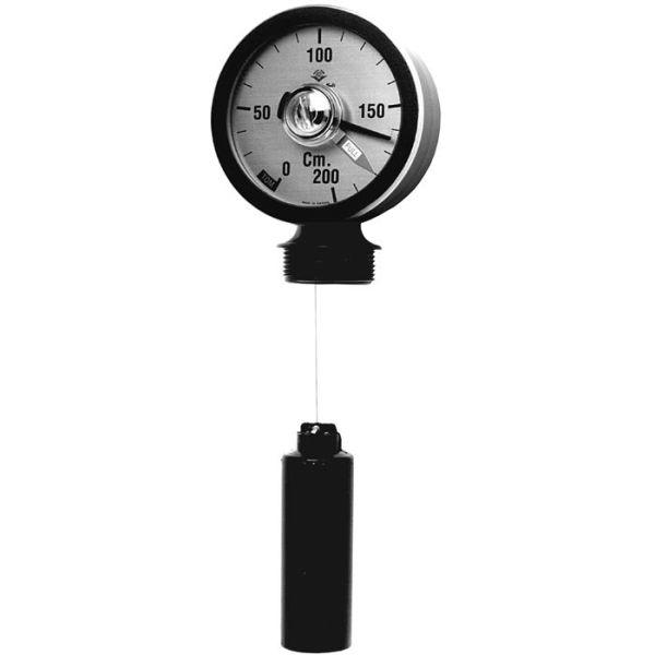 Flottörmätare Mano-Term Mano-Clock Multi 200