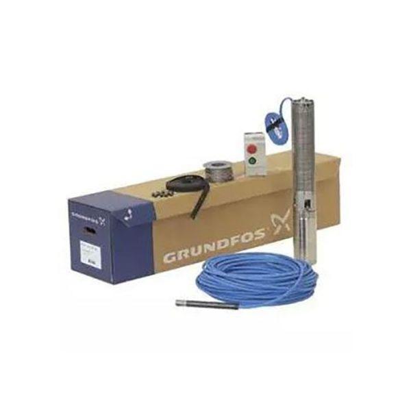 Pumppaket Grundfos SP 1A-14 med 50 m kabel