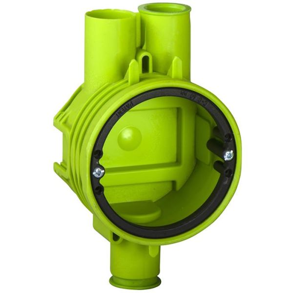 Apparatdosa Schneider Electric Multifix BP-202 för enkel/dubbelgips