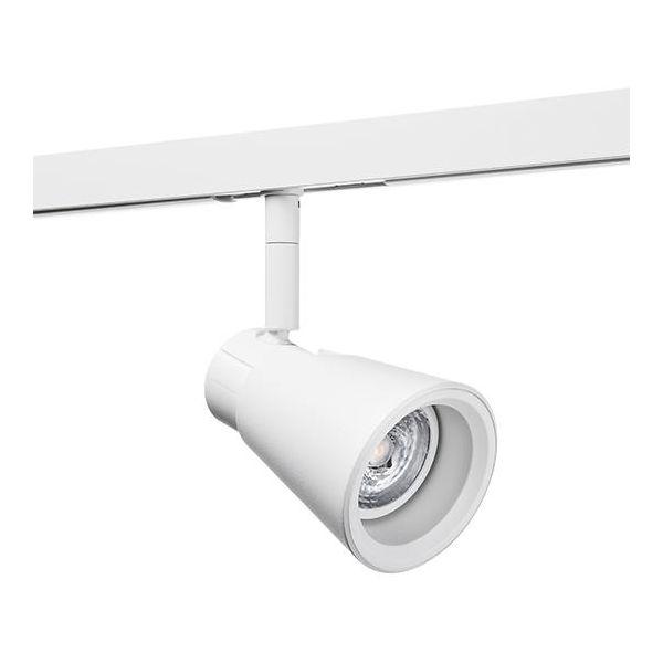 SG Armaturen Zip Zoom Spotlight 6 W, vit