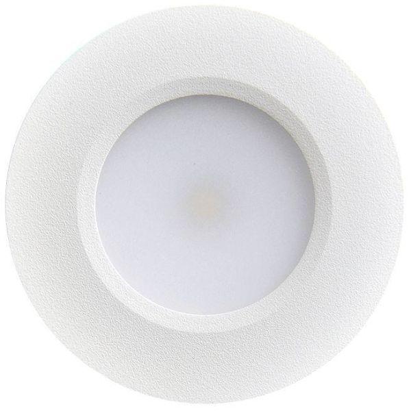 Downlight Designlight Q-30MW 3 W, vit, 2700 K