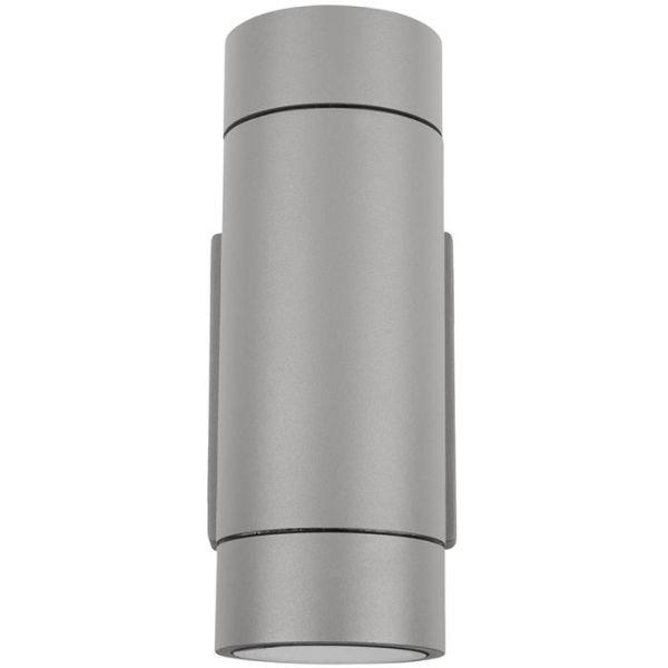 Väggarmatur Hide-a-Lite Milo II GU10 IP55 Grå
