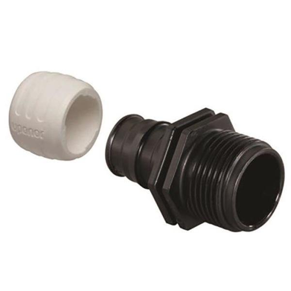 Koppling Uponor 1880241 25 mm x G3/4, utvändig gänga