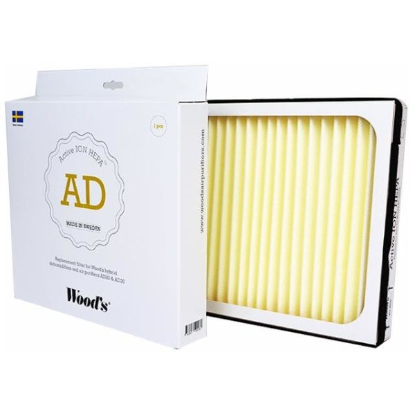 HEPA-filter Woods Active ION for AD20 / AD30