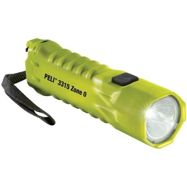 Handlampa Peli 3315Z0 gul