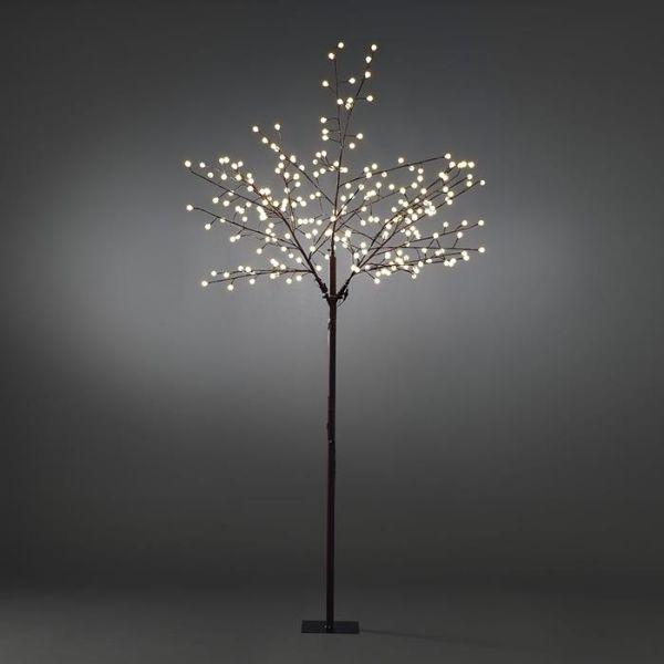 Dekorasjonsbelysning Konstsmide 3385-600 brun, 250 cm, 240 stk. LED