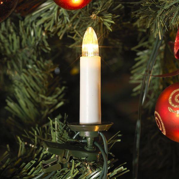 Julgransbelysning Konstsmide 1000-020 16 st, DC LED