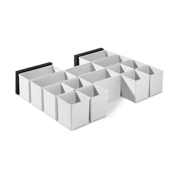 Insatsboxar Festool Set 60x60/120x71 3xFT